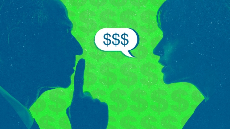 Should you tell your co-workers your salary?