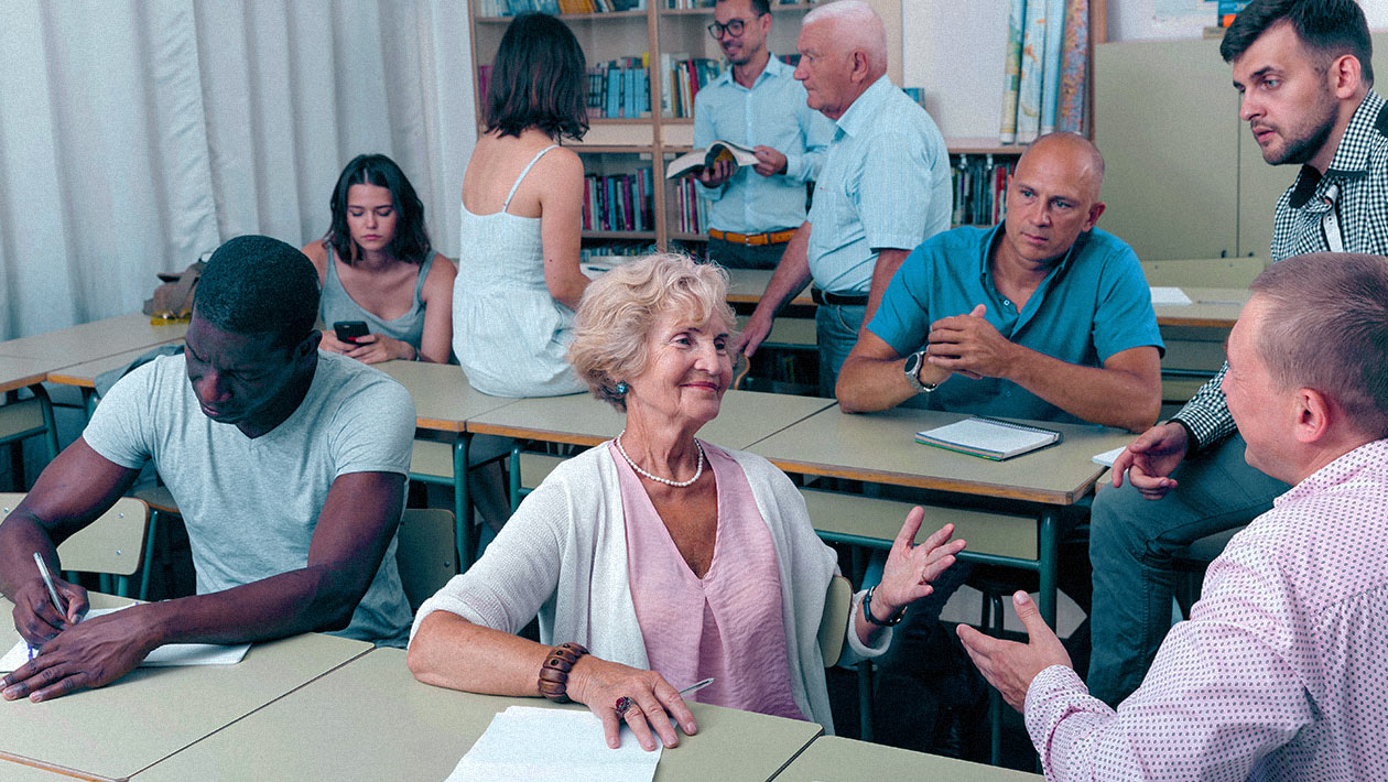Colleges are making dramatic changes to attract older students