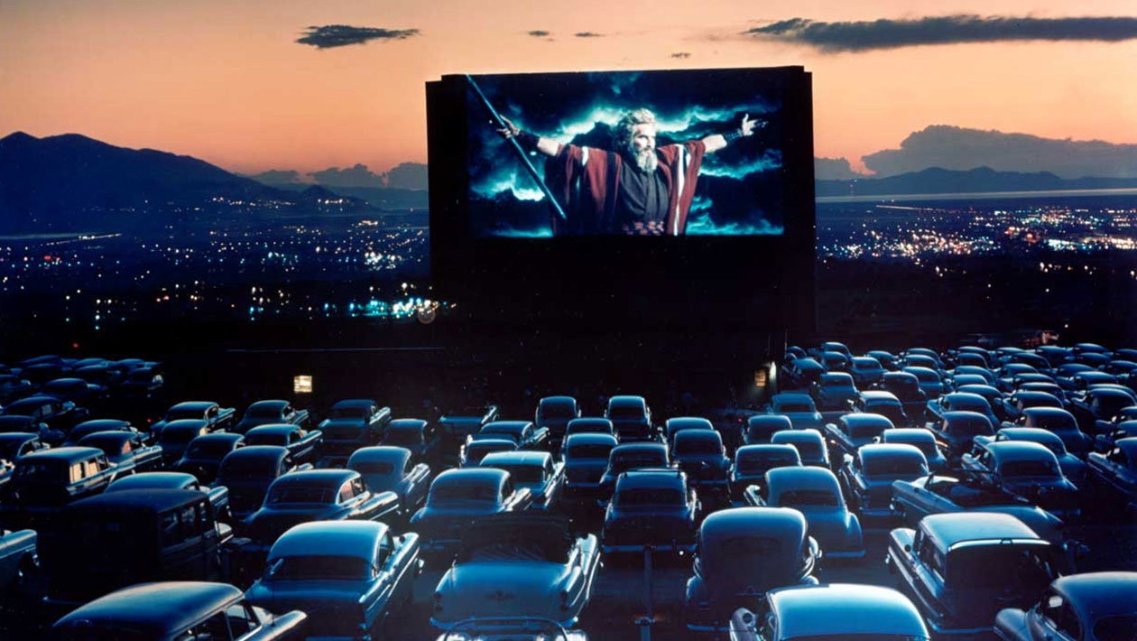 Early Days Of Drive In Movie Theaters Considerable