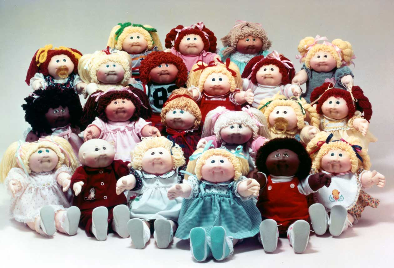 Cabbage Patch Dolls Were The 'Must-Have' Toy of 1983
