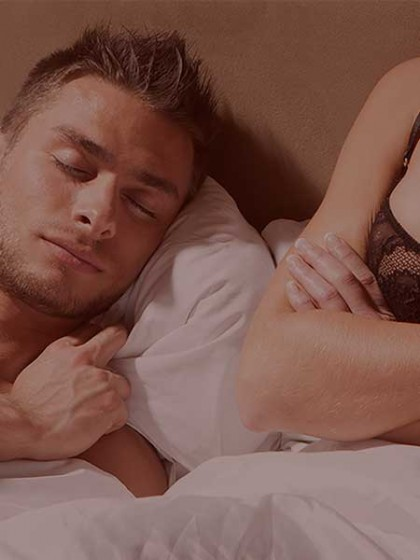 Why do you fall asleep after sex